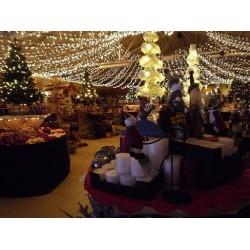 Sfeerimpressie kerstshow