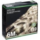 Slangverlichting 6 meter LED warm wit