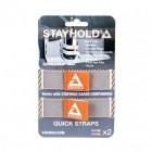 Stayhold quick strap riemenset